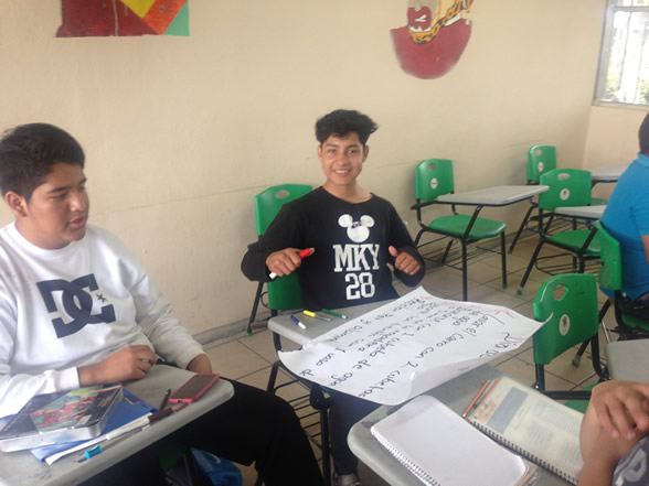 program de ingles para estudiantes en queretaro