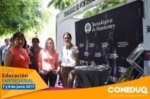 Expo educación empresarial en Qro