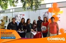 Expo educación empresarial y conferencias
