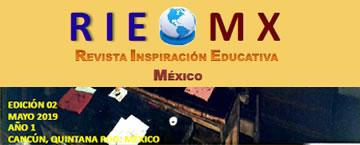 Revista Inspiración Educativa RIE - MX